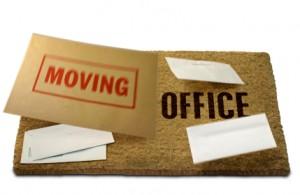 Moving Office Doormat