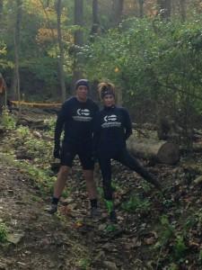 Brian and Dominique representing E.E. Ward North American Val Lines