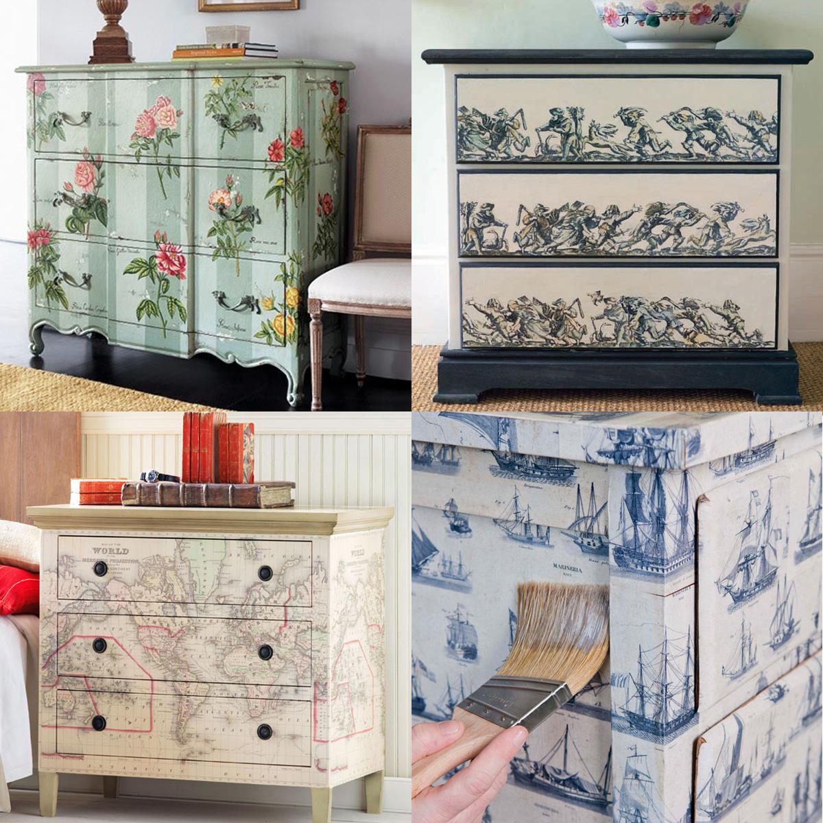 DIY Furniture Ideas EE Ward